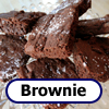 Chocolate and chilli brownie